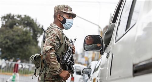Perú: Cuarentena focalizada se extenderá hasta el 31 de agosto
