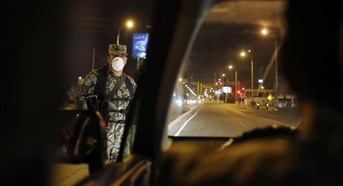Perú: Estado de Emergencia se amplió hasta el 31 de agosto (OFICIAL)