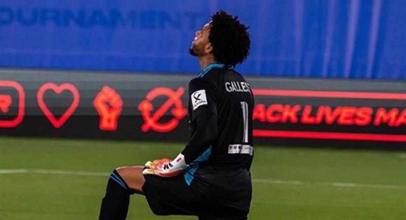 Pedro Gallese tuvo un gran nivel ante Los Angeles FC. Foto: Instagram Pedro Gallese