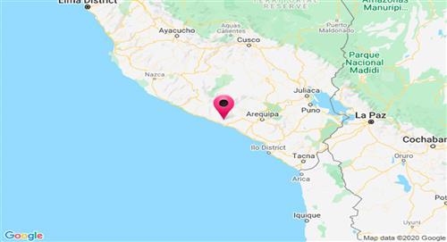 Temblor en Arequipa del sábado 01 de agosto: sismo de 5.3 se registra en Camaná