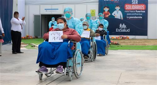 COVID-19: Reporte de infectados de coronavirus al 02 de agosto en Perú