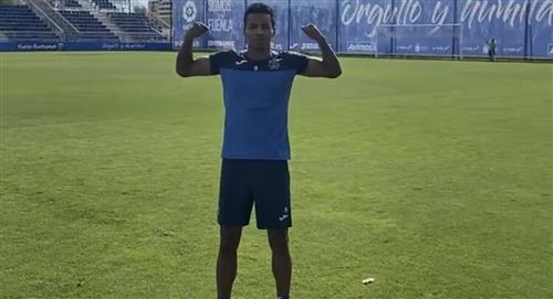 Jeisson Martínez: Fuenlabrada entrena pensando en Deportivo La Coruña por LaLiga SmartBank