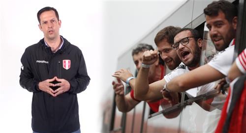 """Liga 1: gerente general dijo que """"evitarán presencia de hinchas en los alrededores"""""""