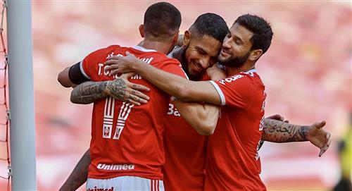 Paolo Guerrero: Inter de Porto Alegre enfrentará a Gremio por la gran final del Campeonato Gaúcho