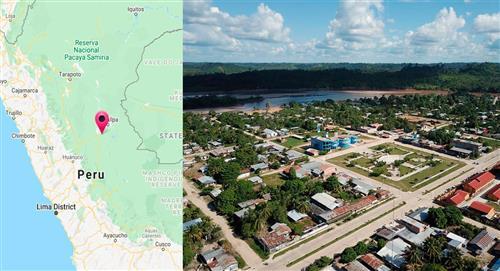 Temblor de 4.1 de magnitud sacude Ucayali