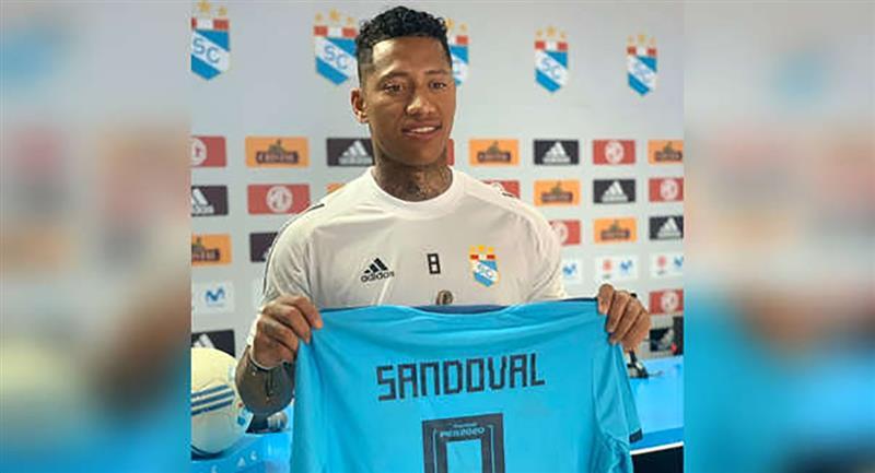 Ray Sandoval no seguirá en Sporting Cristal. Foto: Twitter @EnriquedelaRosa