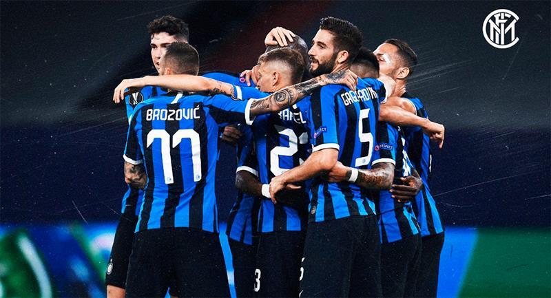 Inter doblegó al Getafe por la Europa League. Foto: Twitter @Inter