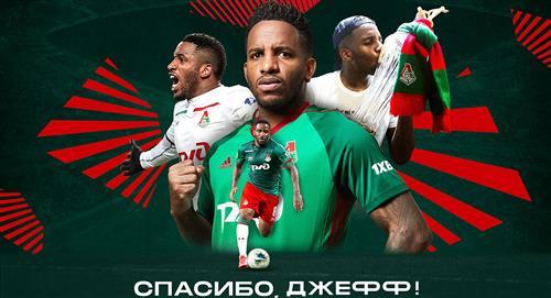 Jefferson Farfán: Lokomotiv Moscú hizo oficial su salida del club