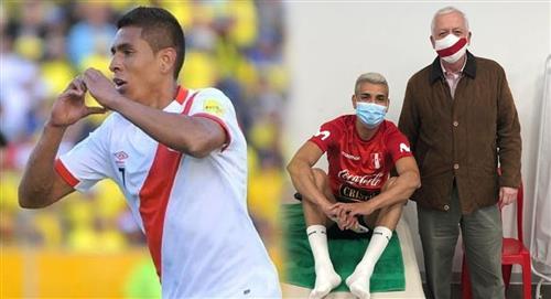 Paolo Hurtado está en Lima y se recupera en la Videna con miras a las Eliminatorias