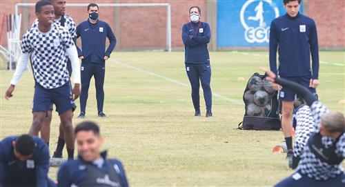 Alianza Lima: Mario Salas dispuesto a jugar contra Binacional en el reinicio de la Liga 1
