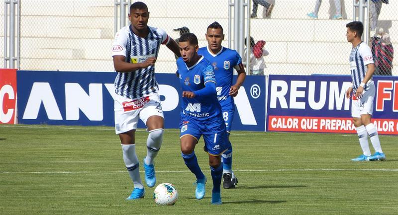 Alianza Lima y Binacional tienen una cita el domingo en el Estadio Nacional. Foto: Twitter Liga 1