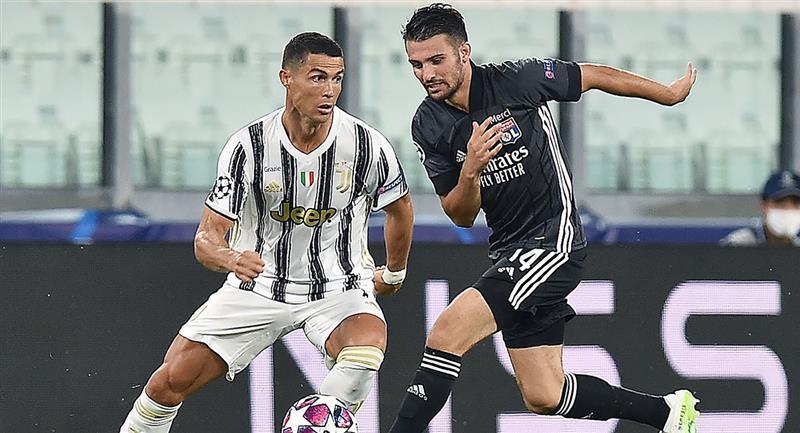 Cristiano Ronaldo fue figura de la Juventus este viernes. Foto: EFE