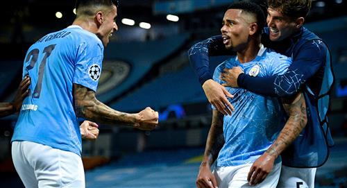 Manchester City venció 2-1 al Real Madrid y ya está en cuartos de final de la Champions League