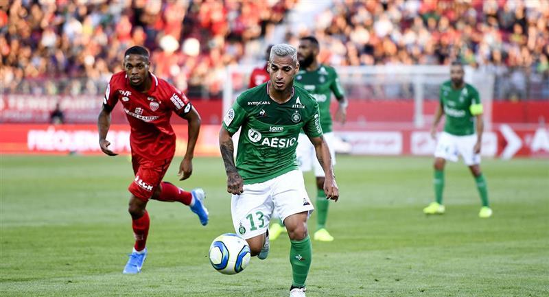Saint Etienne comunicó un positivo y canceló amistoso ante el Hertha Berlín. Foto: Andina
