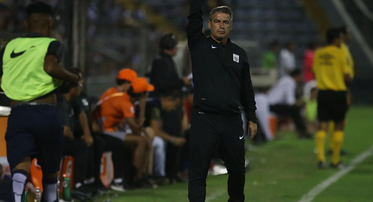Pablo Bengoechea pasó tres temporadas en Alianza Lima. Foto: Andina