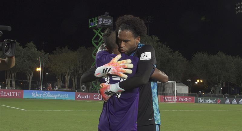 Pedro Gallese buscará meterse a la final de la MLS Back Tournament. Foto: Twitter Orlando City