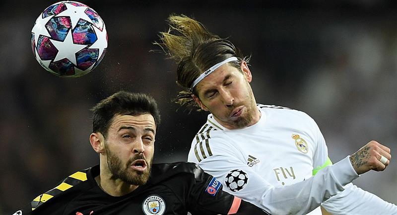 Real Madrid chocará con Manchester City. Foto: Andina