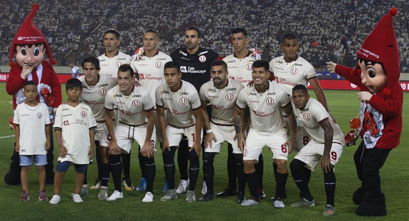 Universitario es cuarto con 13 puntos en la Liga 1. Foto: Andina