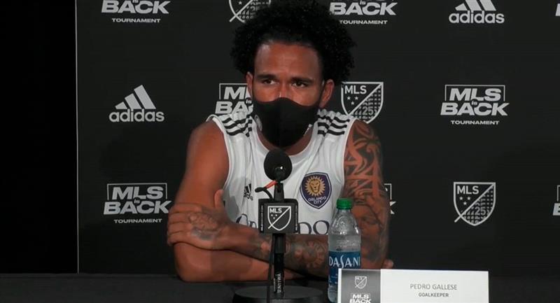 Pedro Gallese es figura en la MLS. Foto: EFE