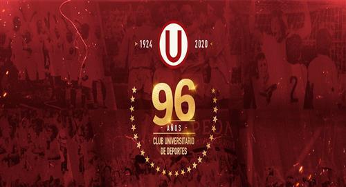 Universitario de Deportes cumple 96 años