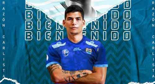 Iván Bulos es nuevo jugador del Carlos Stein para la Liga 1