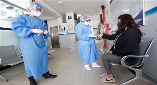 COVID-19 en Perú: Reporte de infectados de coronavirus al 08 de agosto
