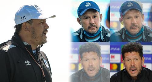 Juan Reynoso: Puebla lo compara con Diego Simeone tras la buena estadística en México