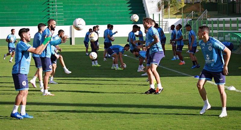 Goiás no pudo disputar su encuentro de este domingo. Foto: Twitter Goiás