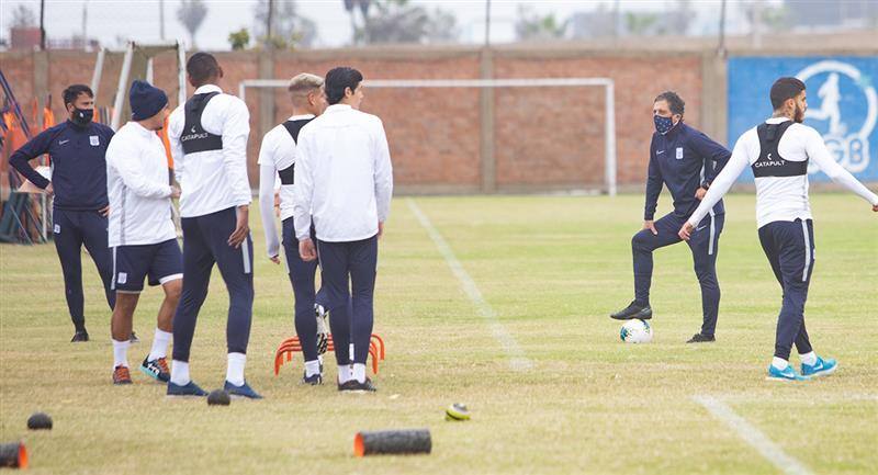 Alianza Lima quiere los puntos del duelo ante el 'Poderoso del Sur'. Foto: Twitter Club Alianza Lima