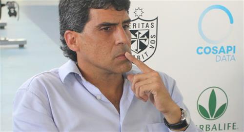 Álvaro Barco se pronunció sobre la vuelta de la Liga 1