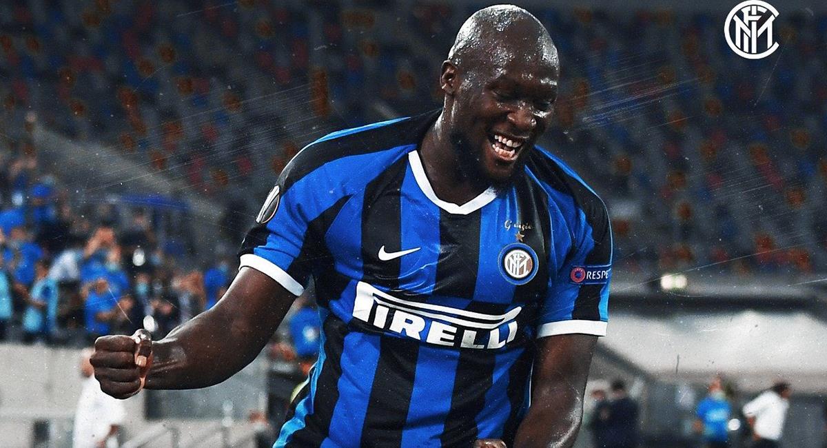 Inter de Milán venció con gol de Romelu Lukaku. Foto: Twitter @Inter