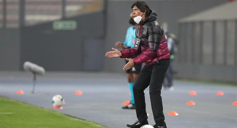 Comizzo envió un fuerte mensaje al hincha debido a la suspensión de la Liga 1. Foto: Twitter Liga de Fútbol Profesional