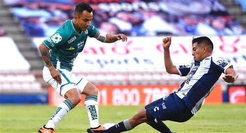 Sin Pedro Aquino, León venció a Pachuca por la Liga MX Guard1anes 2020