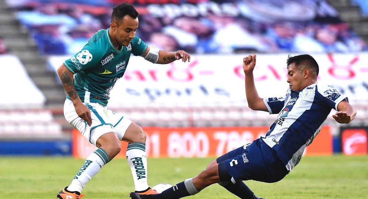 León se impuso por la mínima ante Pachuca. Foto: Twitter Club León FC