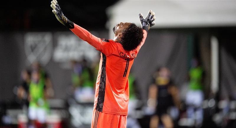 Pedro Gallese disputará este martes la gran final de la MLS is Back. Foto: Twitter @OrlandoCitySC