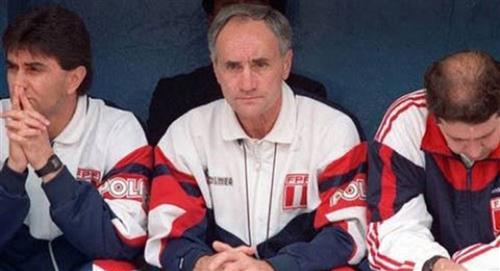 Vladimir Popocic, ex técnico de la Selección Peruana, falleció a los 85 años