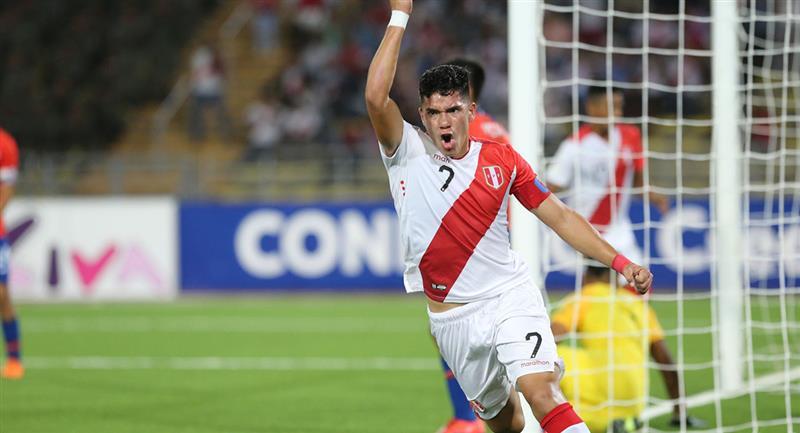 Yuriel Celi podría dar el gran salto al exterior a sus 18 años. Foto: Andina