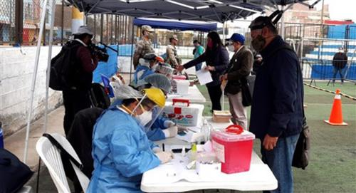 COVID-19 en Perú: Reporte de infectados de coronavirus al 11 de agosto