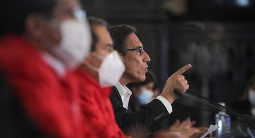 Perú: Vuelve la inmovilización social obligatoria desde este domingo 16 de agosto