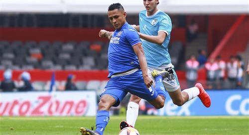 Con Yoshimar Yotún, Cruz Azul cayó por 1-0 ante Querétaro por la Liga MX