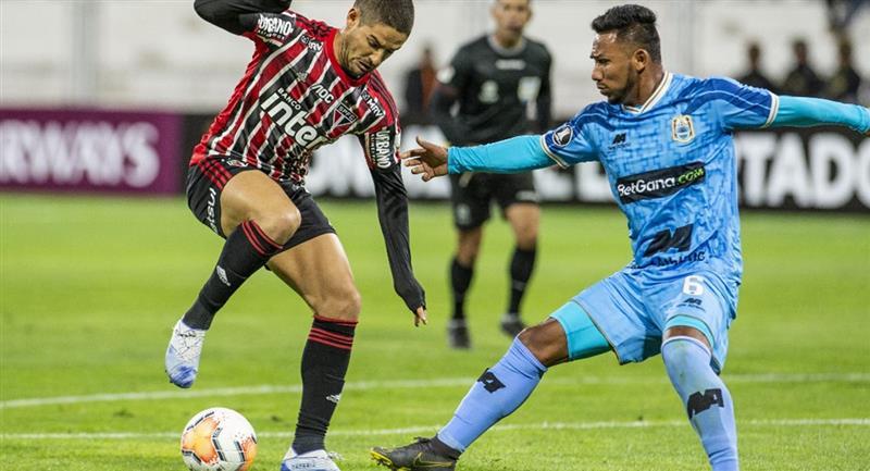 Clubes peruanos podrían perder por W.O. Foto: Andina