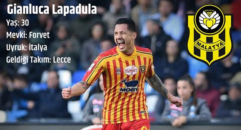 Gianluca Lapadula cambia de aires para esta temporada. Foto: Twitter @Malatyaspoorr