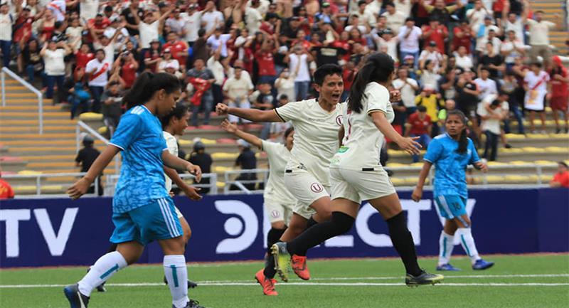 El fútbol femenino podría volver en breve. Foto: Facebook @FutbolFemeninoFPF