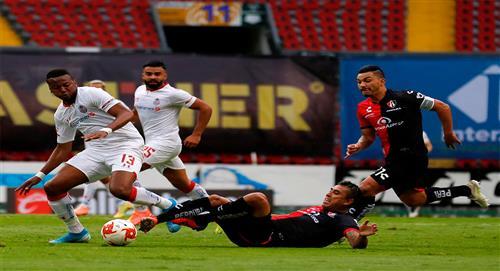 Atlas de Anderson Santamaría solo conoce de derrotas en México