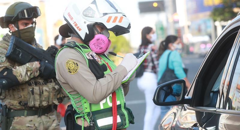 Policía Nacional podrá retener brevete y poner multa hasta de S/ 6,450. Foto: Andina