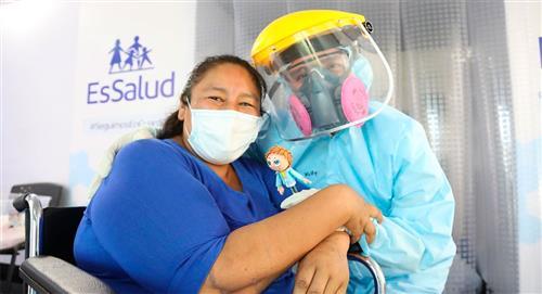 COVID-19 en Perú: Reporte de infectados de coronavirus al 14 de agosto