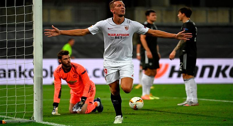 Luuk de Jong marcó el gol triunfal. Foto: EFE /EPA/Ina Fassbender