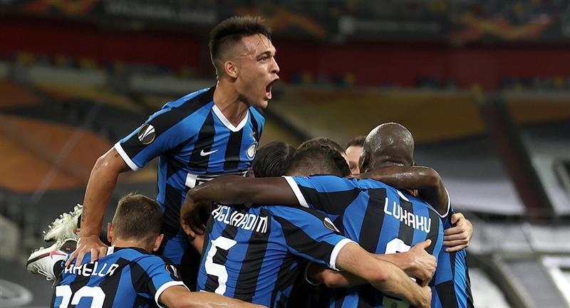 Inter goleó 5-0 en semifinales. Foto: EFE