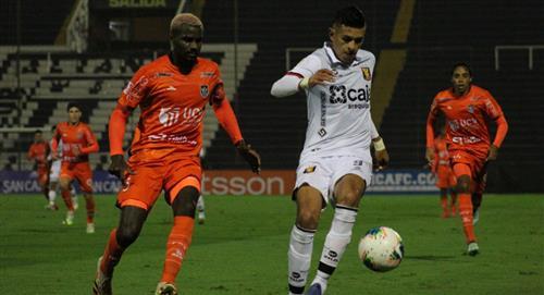 César Vallejo y Melgar empataron sin goles en el cierre de la fecha 7 de la Fase 1 de la Liga 1
