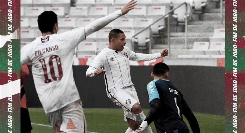 Fluminense logró tres puntos que lo pone sexto en la tabla. Foto: Twitter @FluminenseFC